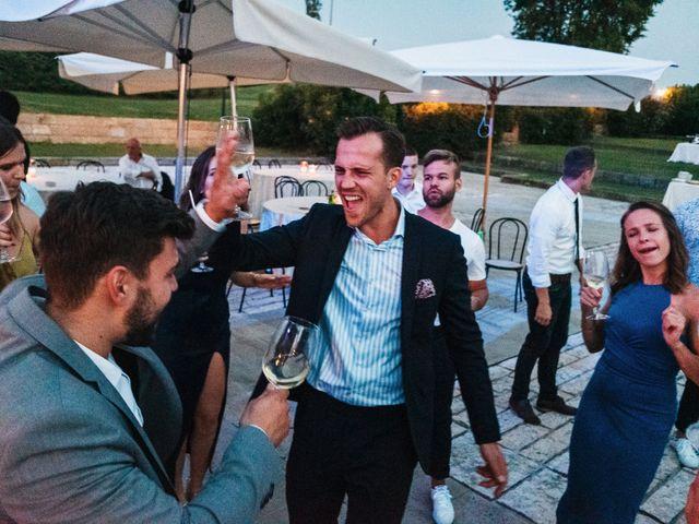 Il matrimonio di Dennis e Angelina a Albarella, Rovigo 94