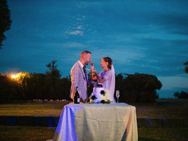 Il matrimonio di Dennis e Angelina a Albarella, Rovigo 2