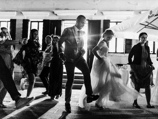 Il matrimonio di Dennis e Angelina a Albarella, Rovigo 102