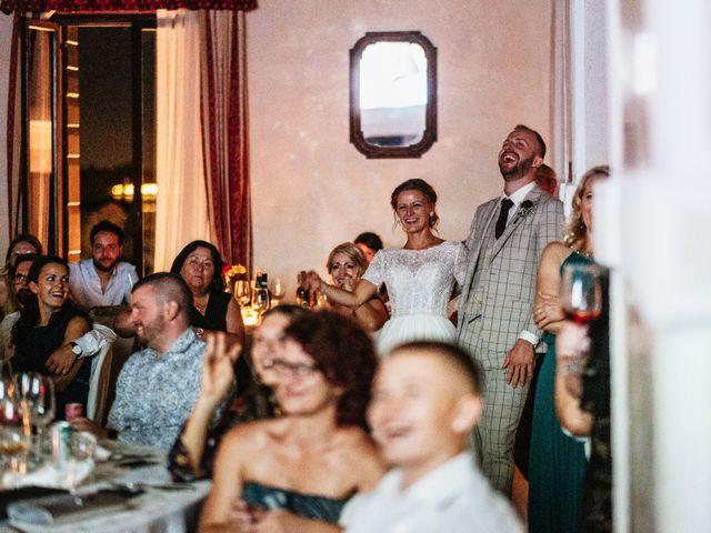 Il matrimonio di Dennis e Angelina a Albarella, Rovigo 108