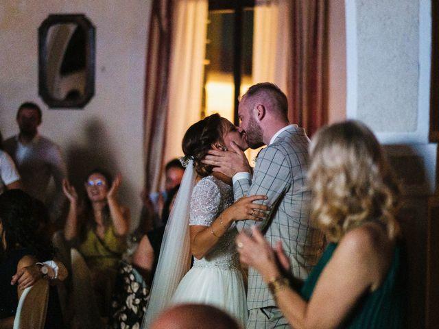 Il matrimonio di Dennis e Angelina a Albarella, Rovigo 110