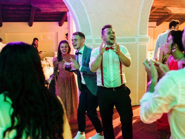 Il matrimonio di Dennis e Angelina a Albarella, Rovigo 112