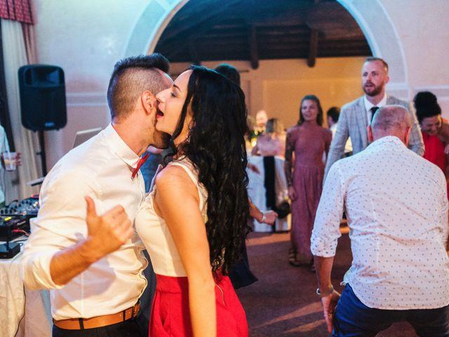 Il matrimonio di Dennis e Angelina a Albarella, Rovigo 115