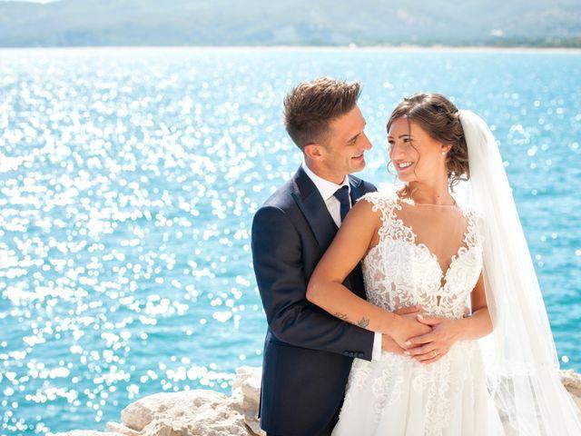 Il matrimonio di Luca e Ilenia a Vieste, Foggia 1
