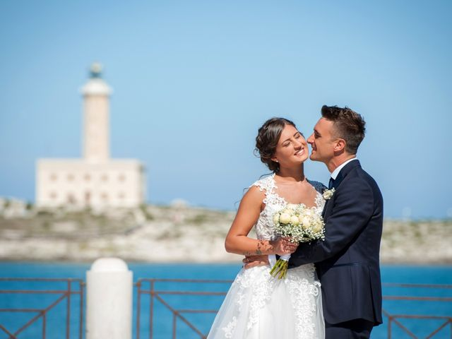 Il matrimonio di Luca e Ilenia a Vieste, Foggia 10