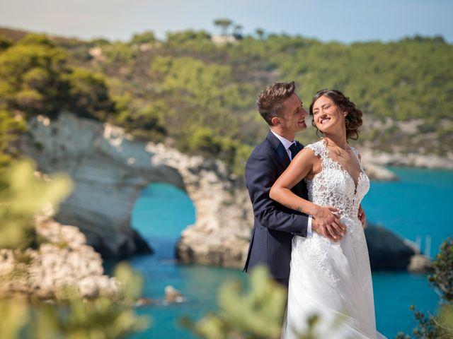 Il matrimonio di Luca e Ilenia a Vieste, Foggia 11
