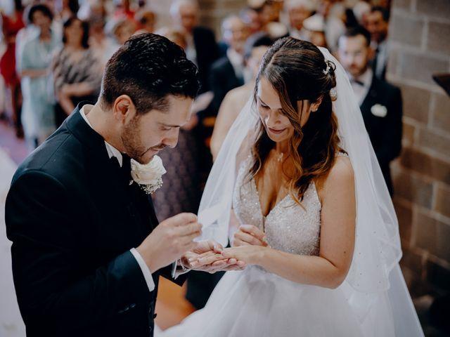 Il matrimonio di Antonella e Alessio a Empoli, Firenze 22