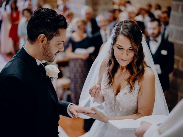 Il matrimonio di Antonella e Alessio a Empoli, Firenze 23
