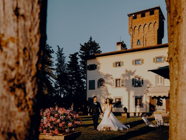 Il matrimonio di Antonella e Alessio a Empoli, Firenze 31