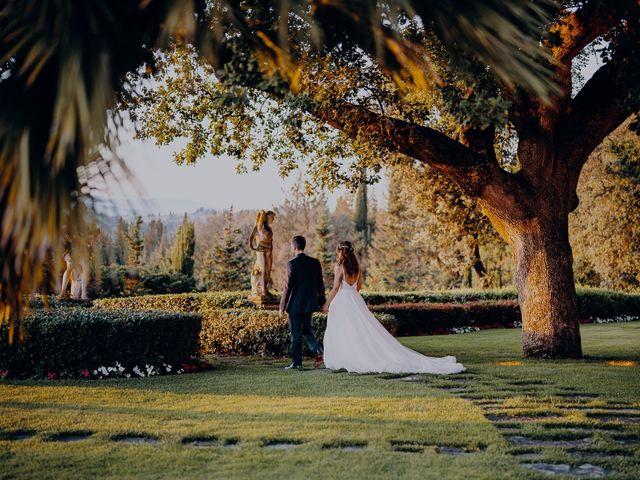 Il matrimonio di Antonella e Alessio a Empoli, Firenze 34