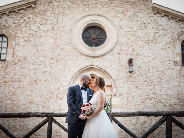 Il matrimonio di Rosamaria e Giuseppe a Rossano, Cosenza 31