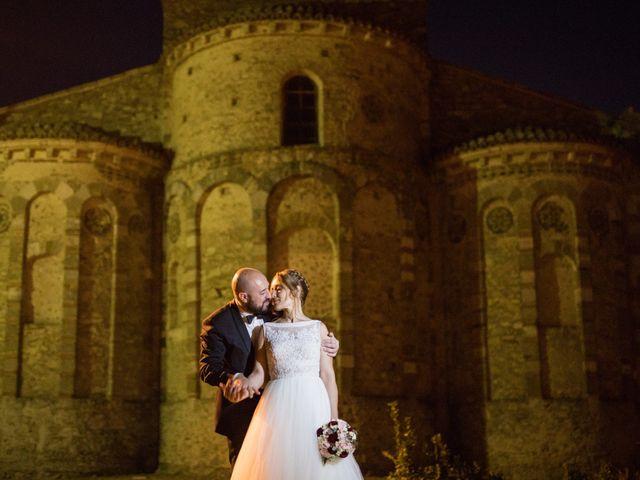 Il matrimonio di Rosamaria e Giuseppe a Rossano, Cosenza 38