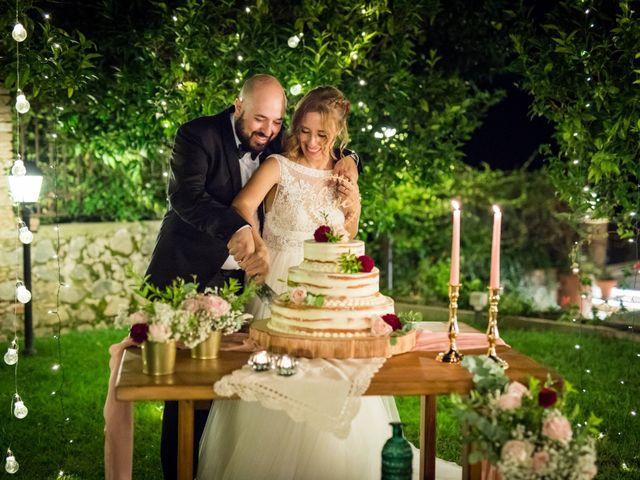 Il matrimonio di Rosamaria e Giuseppe a Rossano, Cosenza 49