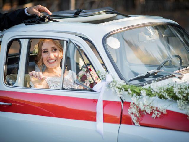 Il matrimonio di Rosamaria e Giuseppe a Rossano, Cosenza 19