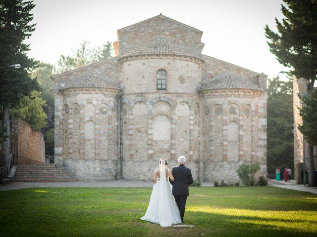 Il matrimonio di Rosamaria e Giuseppe a Rossano, Cosenza 22