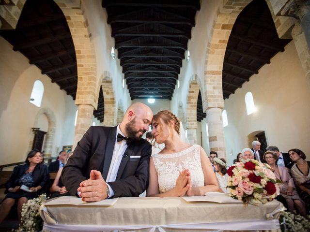 Il matrimonio di Rosamaria e Giuseppe a Rossano, Cosenza 24
