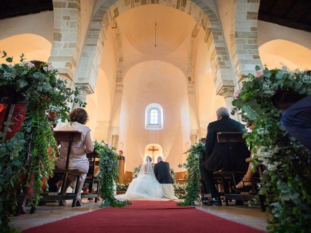 Il matrimonio di Rosamaria e Giuseppe a Rossano, Cosenza 25