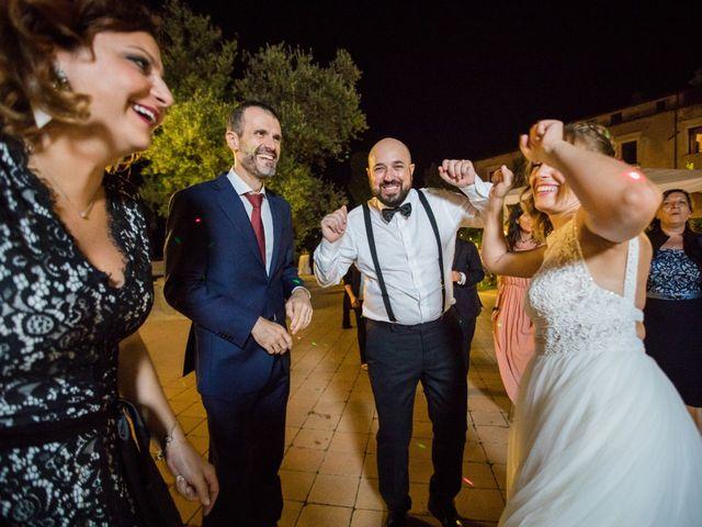 Il matrimonio di Rosamaria e Giuseppe a Rossano, Cosenza 54