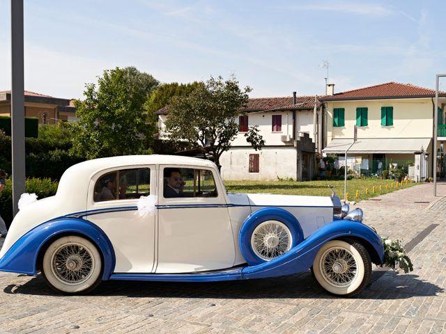 Il matrimonio di Daniele e Gloria a Camposampiero, Padova 29