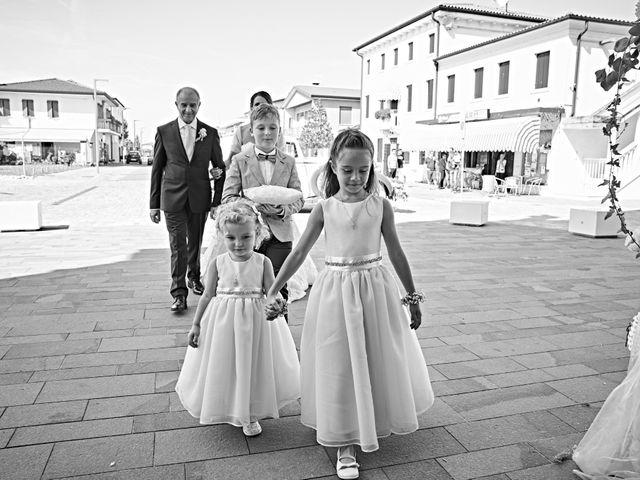 Il matrimonio di Daniele e Gloria a Camposampiero, Padova 31