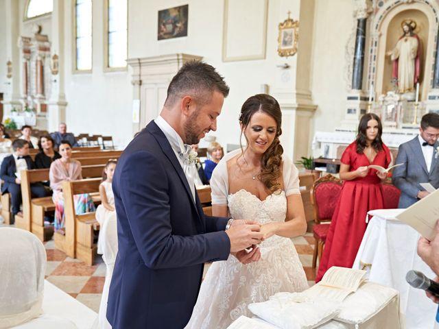 Il matrimonio di Daniele e Gloria a Camposampiero, Padova 36