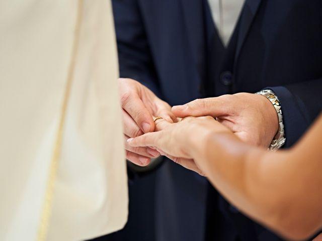 Il matrimonio di Daniele e Gloria a Camposampiero, Padova 37