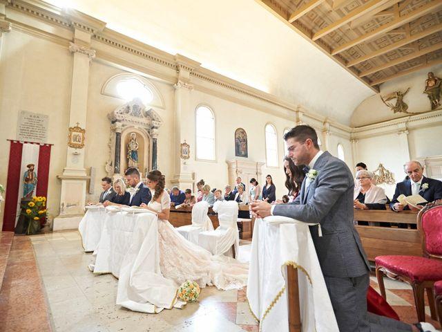 Il matrimonio di Daniele e Gloria a Camposampiero, Padova 40