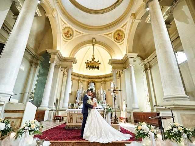 Il matrimonio di Daniele e Gloria a Camposampiero, Padova 43