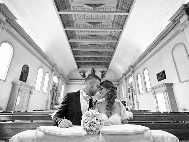 Il matrimonio di Daniele e Gloria a Camposampiero, Padova 44