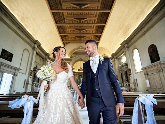 Il matrimonio di Daniele e Gloria a Camposampiero, Padova 45