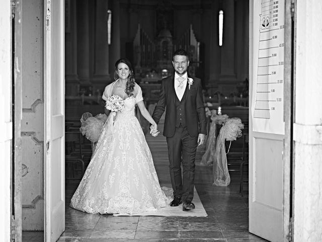 Il matrimonio di Daniele e Gloria a Camposampiero, Padova 46