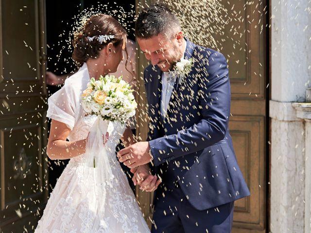 Il matrimonio di Daniele e Gloria a Camposampiero, Padova 47