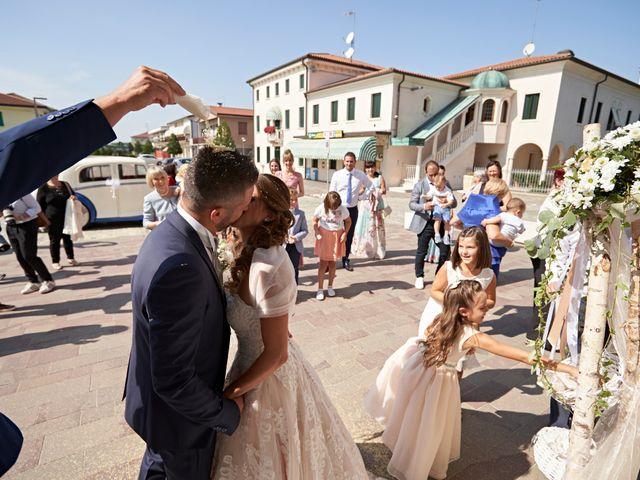 Il matrimonio di Daniele e Gloria a Camposampiero, Padova 48