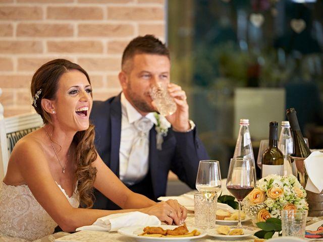 Il matrimonio di Daniele e Gloria a Camposampiero, Padova 54