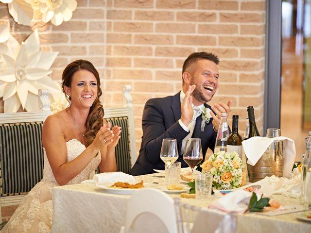 Il matrimonio di Daniele e Gloria a Camposampiero, Padova 55