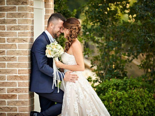 Il matrimonio di Daniele e Gloria a Camposampiero, Padova 56