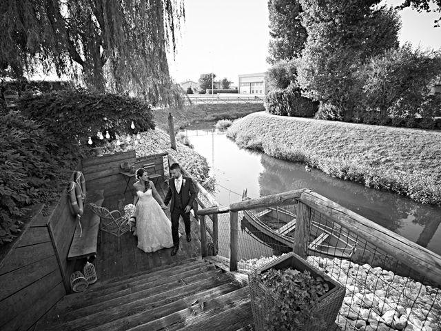 Il matrimonio di Daniele e Gloria a Camposampiero, Padova 62