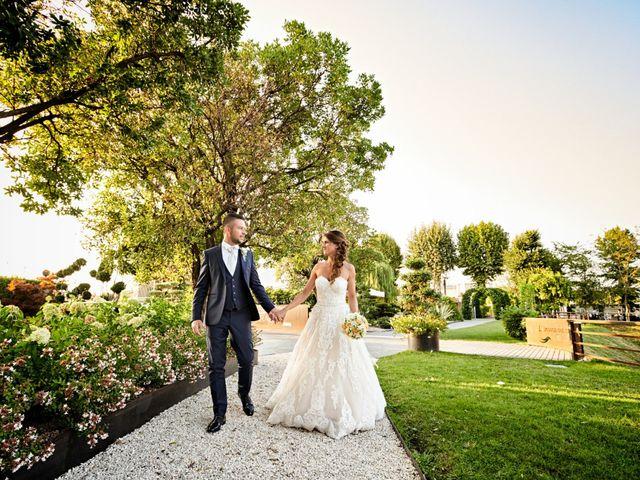 Il matrimonio di Daniele e Gloria a Camposampiero, Padova 63