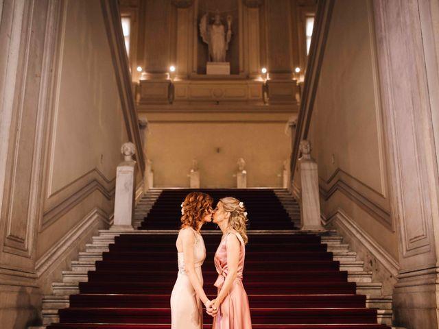 Il matrimonio di Alice e Chiara a Torino, Torino 35