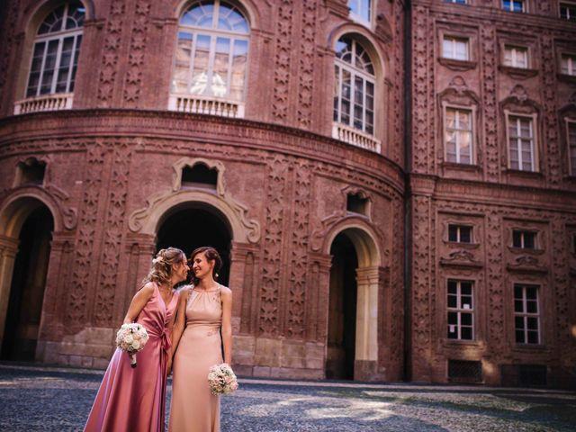 Il matrimonio di Alice e Chiara a Torino, Torino 36