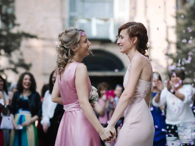 Il matrimonio di Alice e Chiara a Torino, Torino 39