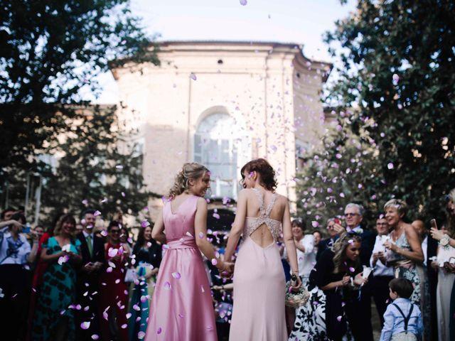 Il matrimonio di Alice e Chiara a Torino, Torino 41