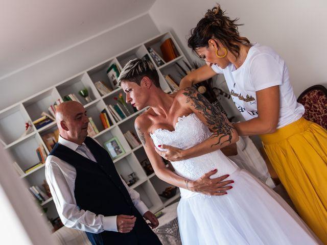 Il matrimonio di Massimo e Dafne a Livorno, Livorno 13