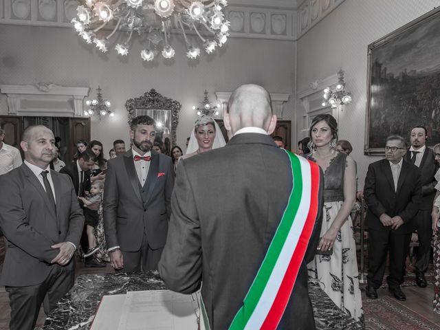 Il matrimonio di Massimo e Dafne a Livorno, Livorno 18