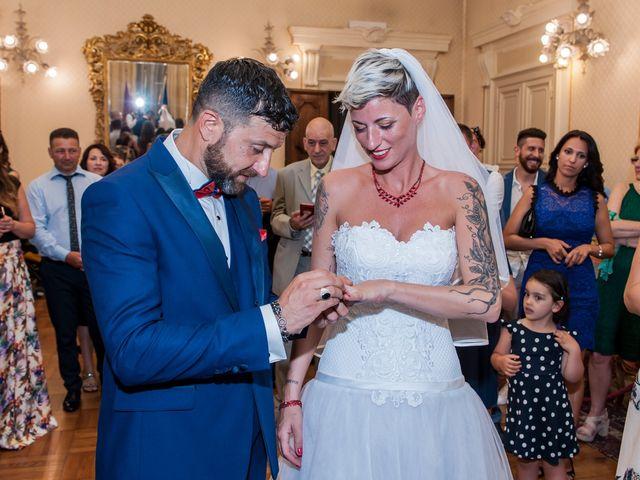 Il matrimonio di Massimo e Dafne a Livorno, Livorno 19