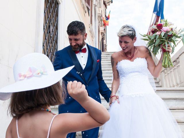 Il matrimonio di Massimo e Dafne a Livorno, Livorno 21