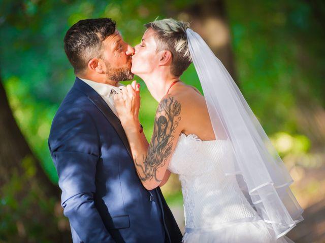 Il matrimonio di Massimo e Dafne a Livorno, Livorno 23
