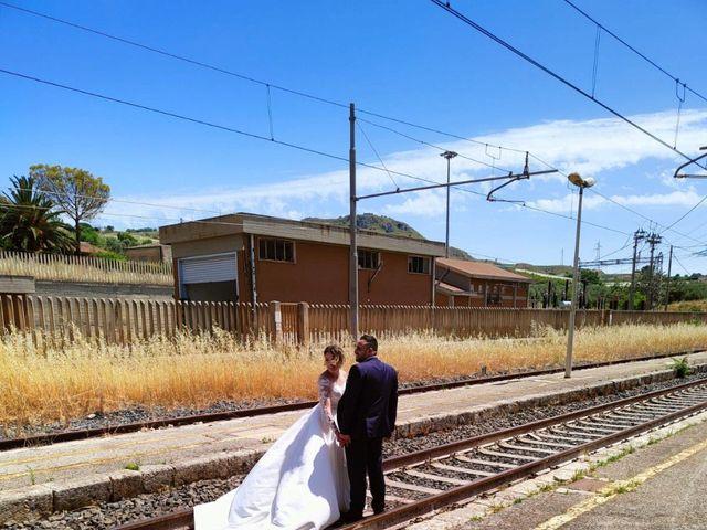 Il matrimonio di Calogero  e Giada a Canicattì, Agrigento 1