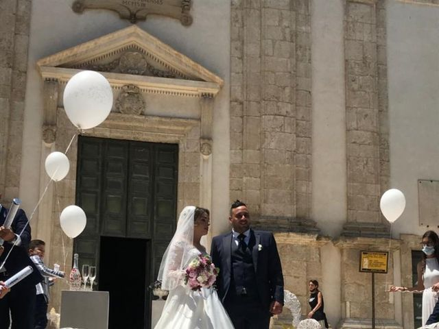 Il matrimonio di Calogero  e Giada a Canicattì, Agrigento 8
