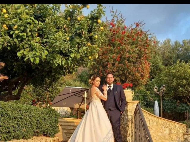 Le nozze di Giada e Calogero